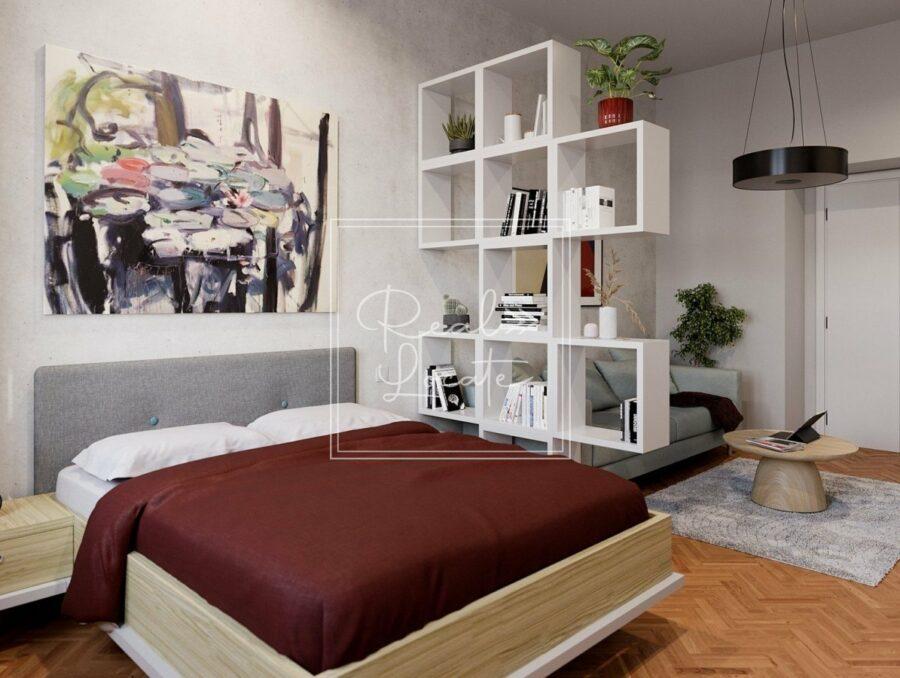Pilcova vzor byt-1-bedroom