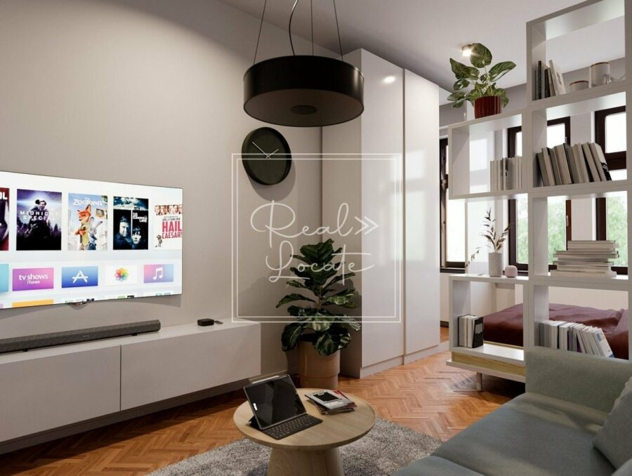 Pilcova vzor byt-1-bedroom angle