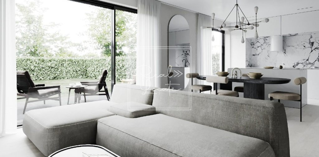 Strancice living room m3