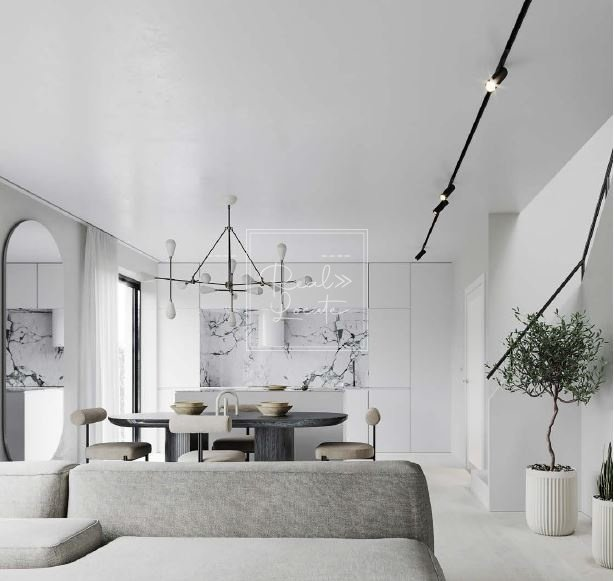 Strancice living room MM1